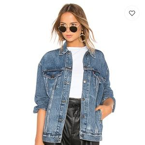 Levi's premium denim jacket